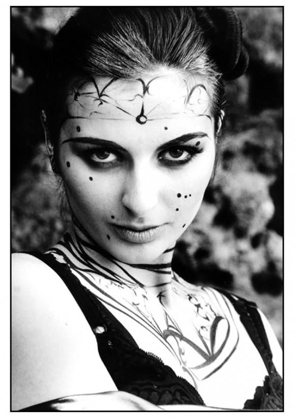 Stick Art Studio - Corinne PerezBarcelona1998© Fabien Ferrer